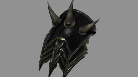 Shoulder Armor Sculpt