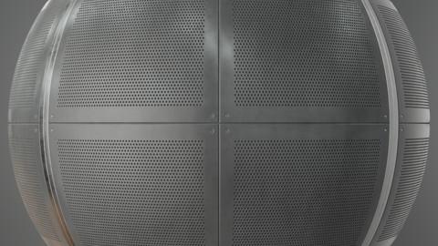 Procedural Sci-Fi Panels