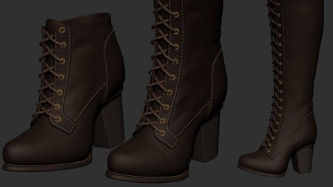 Boots female 1