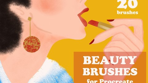 Beauty Brushes for Procreate