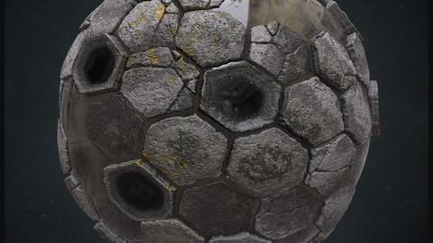 PBR- Hexagon Floor