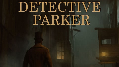 Detective Parker: Mini Graphic Novel