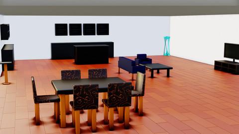 Simple Studio Apartment