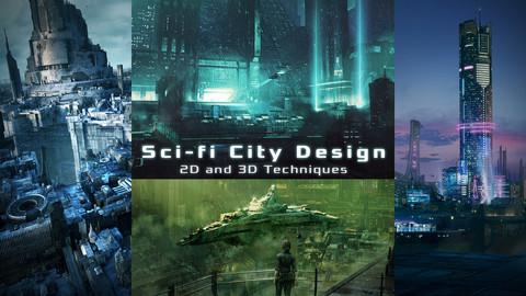 Sci-fi City Design