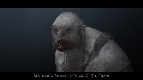Brad Rigney's Rendering Process & Tricks Of The Trade
