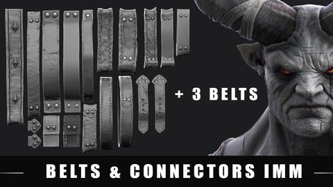 Belts & Connectors IMM