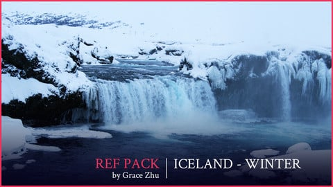 Iceland Winter - Ref Pack