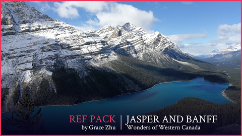 Banff and Jasper National Park - Ref Pack