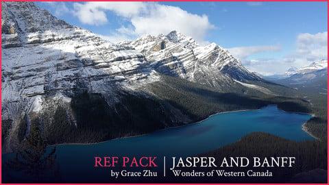 Banff and Jasper National Park - Ref Pack