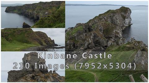Kinbane Castle Photopack - 210 images