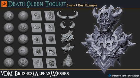 FREE Death Queen Toolkit