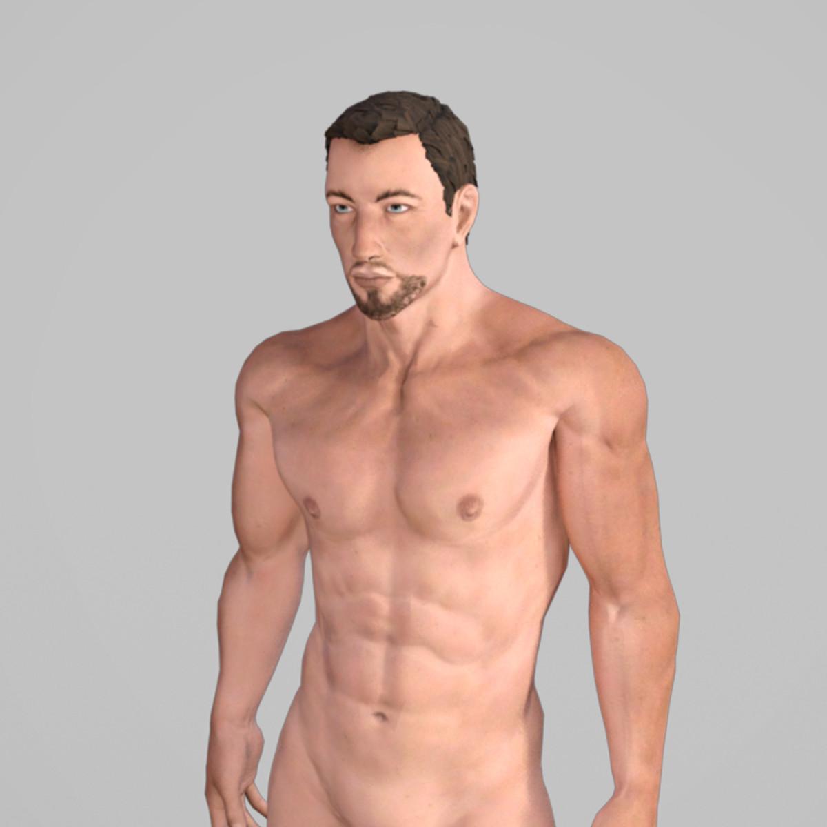 Naked boys animated Sex Anime