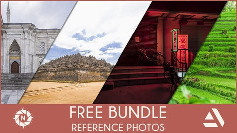 Bundle: Free Photo References