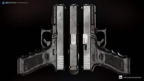 Glock22 Gen4 .40