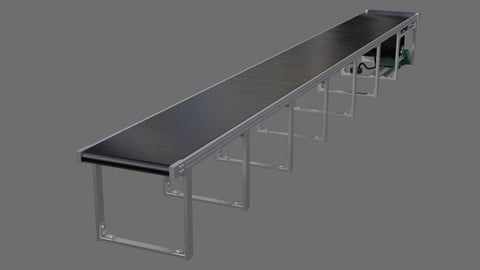 Conveyor Belt 1A