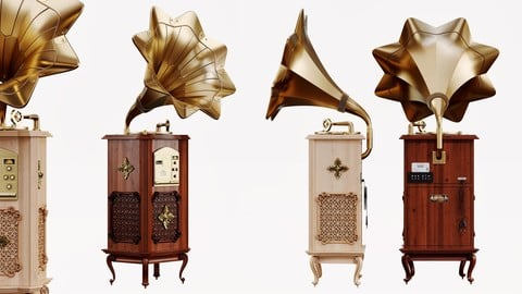 Walther gramophone