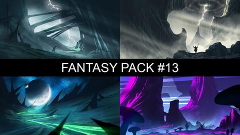 Fantasy Pack #13