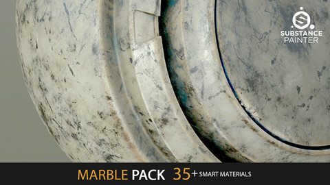 Marble Pack 34+ Smart Materials