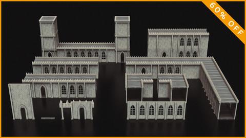 Medieval Kitbash 02