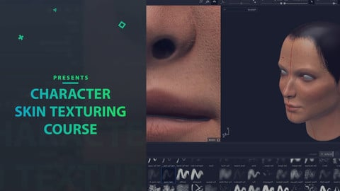 Character Skin Texturing Course (CSTC)