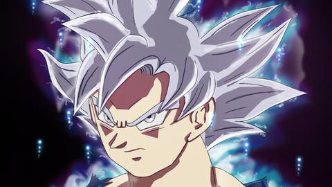 Goku ultra istinct
