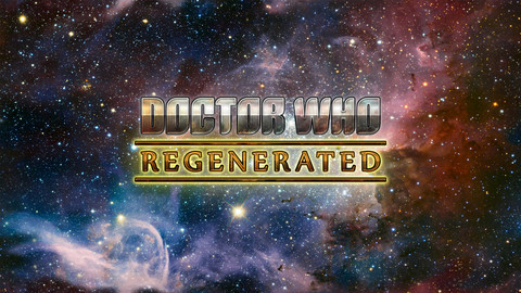 Doctor Who Regenerated (Doctor Who Concept)