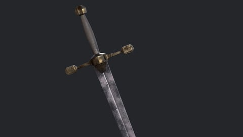 Game ready sword
