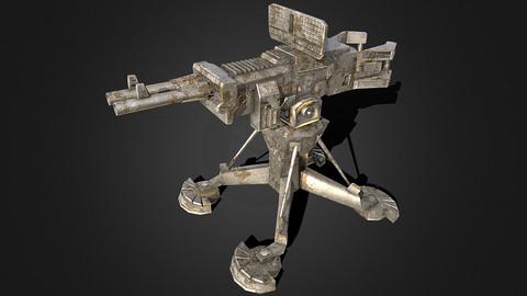 Fixed Machine Gun II