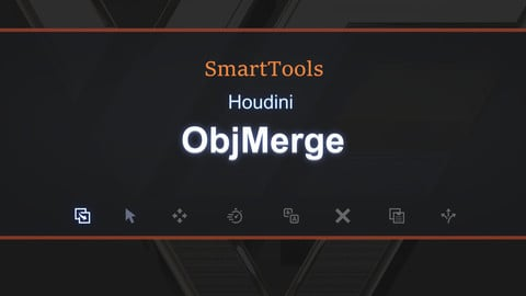 Houdini Assets | SmartTools Demo