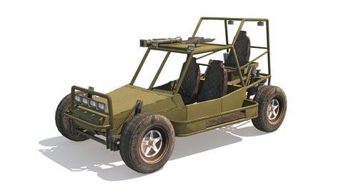 Dune Military Buggy