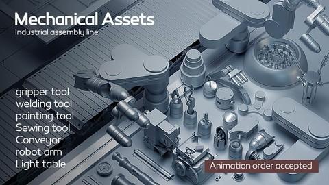 Mechanical Asset