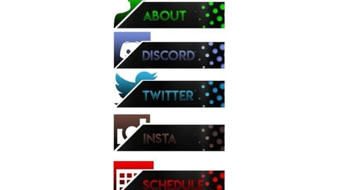 Free Stream Panels #2