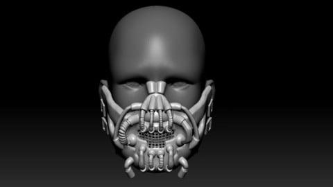Quarantine Mask Bane