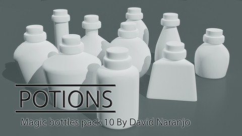 Potions Pack 10