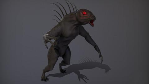 Chupacabras - Creature