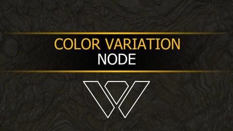 BW Color Variation - Substance Designer Node