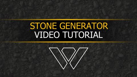 Stone Layering Generator - Tutorial Series