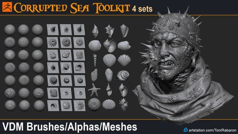 FREE Corrupted Sea Toolkit