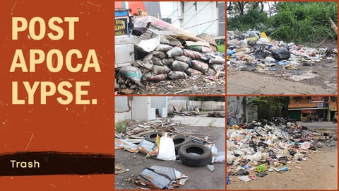 Wastes [Post Apocalypse]