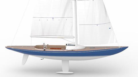 Leonardo yacht Eagle 44 BLUE