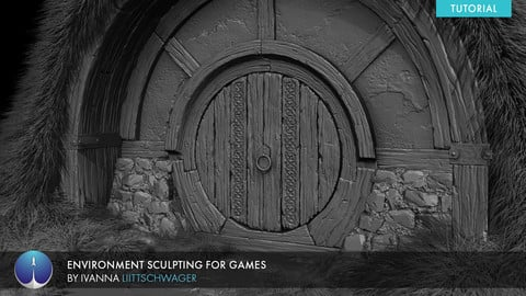 Environment Sculpting for Games | Ivanna Liittschwager
