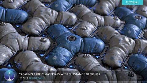Creating Fabric Materials in Substance Designer | Alex Beddows