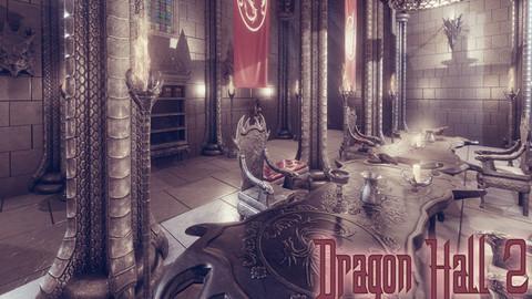 Dragon Hall 2 UnityPackage