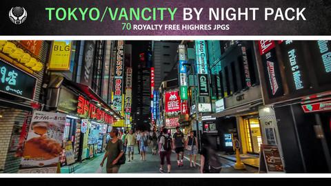 TOKYO/VANCITY BY NIGHT PACK