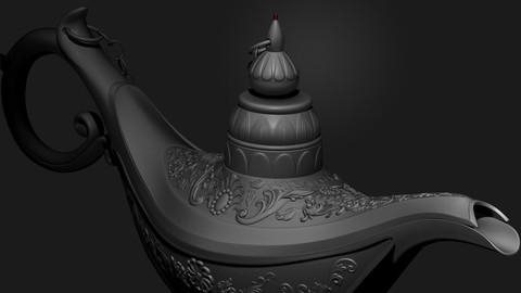 Magiclamp for 3d print