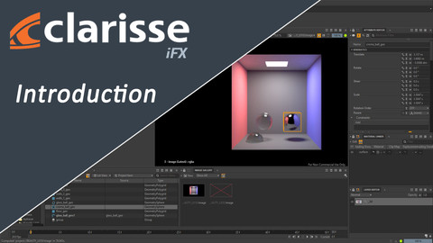 Clarisse iFX: Introduction