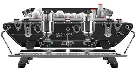 Sprite Coffee Machine By Kees van der westen