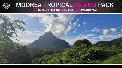 MOOREA TROPICAL ISLAND PACK