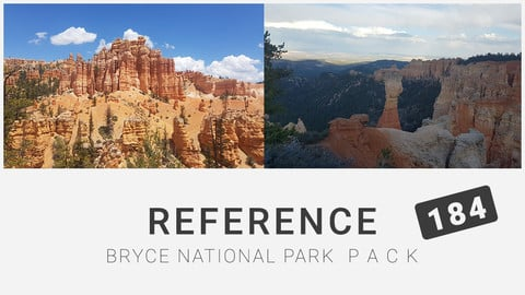 Reference: Bryce Canyon Pack 184