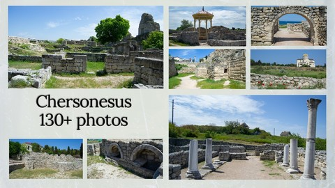 Ancient Greek colony   Chersonesus   Reference pack